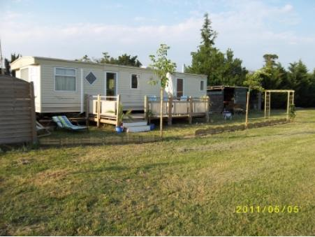 location mobilhome Les taillades