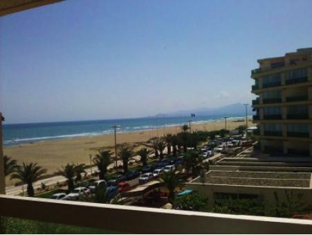 location appartement Canet plage