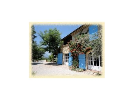 location chambre Sigoyer sisteron, provence