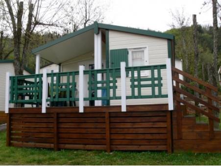 location mobilhome Castejau