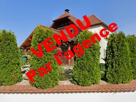 vente maison Steinsoultz