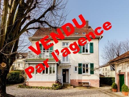 vente maison Riedisheim
