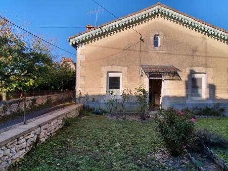 vente maison Fontclaireau