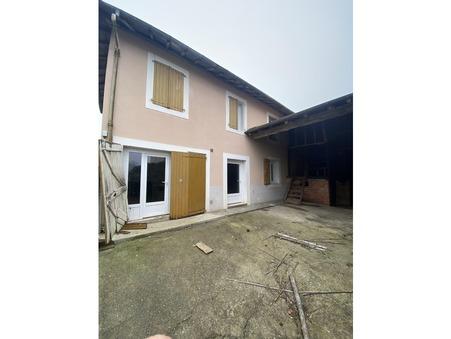 vente maison Ciadoux