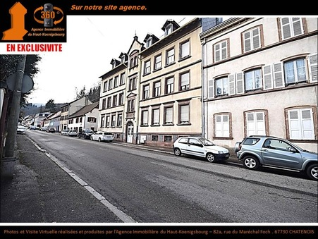 location appartement STE MARIE AUX MINES
