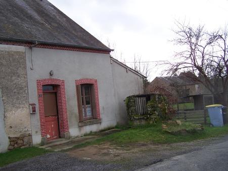 vente maison Azerables
