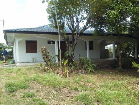 Maison avec jardin en guyane 973 achat d 39 une maison for Achat maison avec jardin