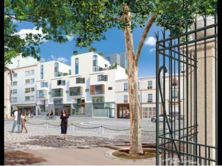 vente neuf Paris 13eme arrondissement