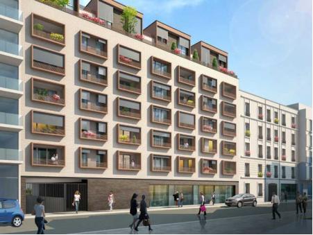 vente neuf Paris 19eme arrondissement