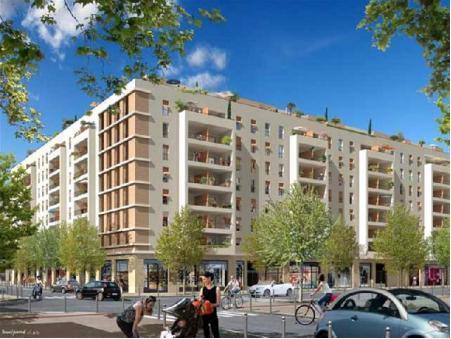 vente neuf Marseille 10eme arrondissement