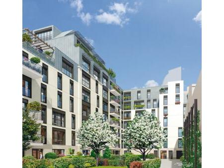vente neuf Paris 11eme arrondissement