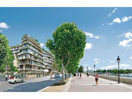 vente neuf Paris 4eme arrondissement