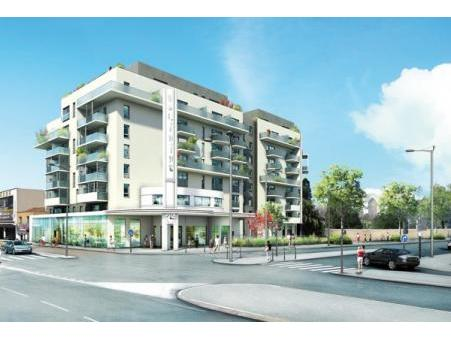vente neuf Lyon 7eme arrondissement