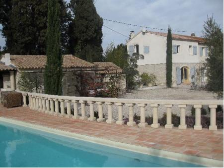 Photo annonce Propriete St remy de provence