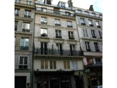 vente neuf Paris 1er arrondissement