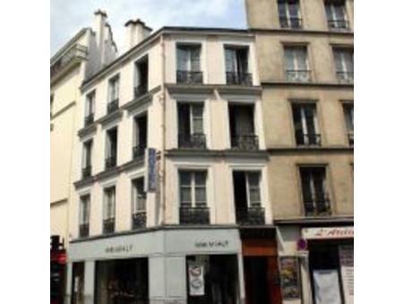vente neuf Paris