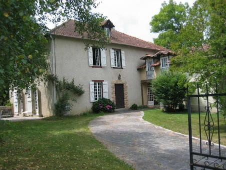 vente maison Boulogne sur gesse  315 000€