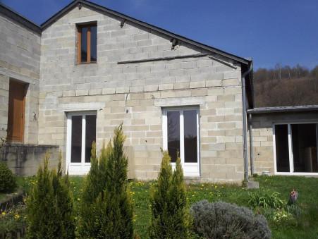vente maison Bogny sur meuse