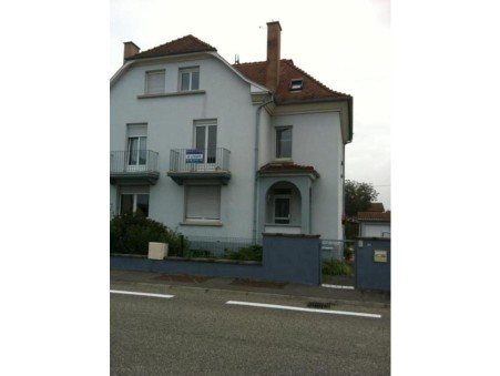 location appartement Wittisheim
