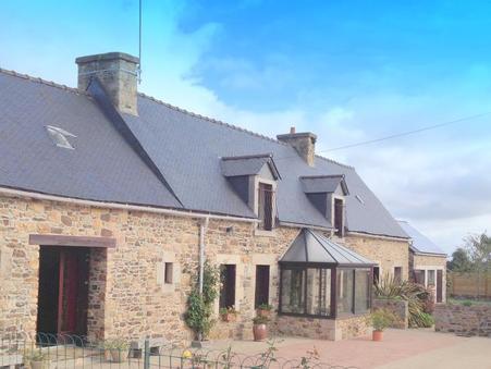 vente maison Treverec