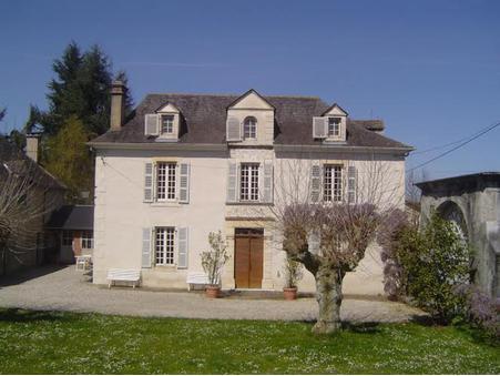 vente maison Montaut