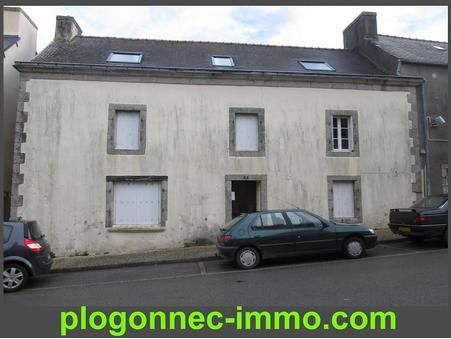 vente maison plogonnec