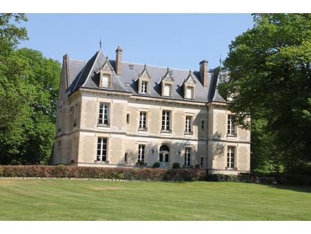 vente chateau