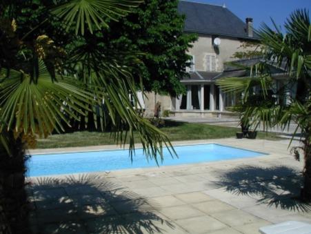 location maison Lezay