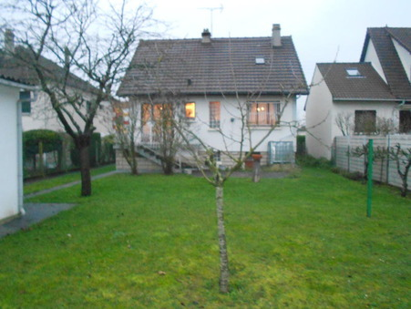 vente maison Tremblay-en-france