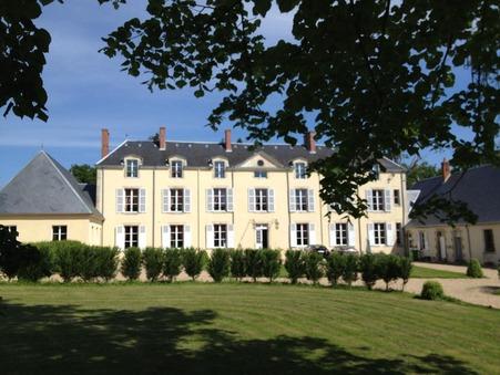 vente chateau Vierzon