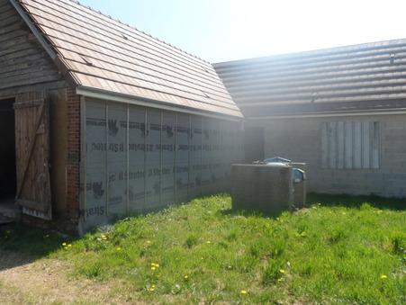 vente maison Beaubray