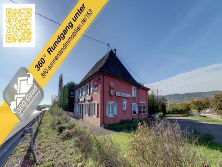 Maison vendre haut rhin 68 achat vente maison haut rhin for Achat maison 68