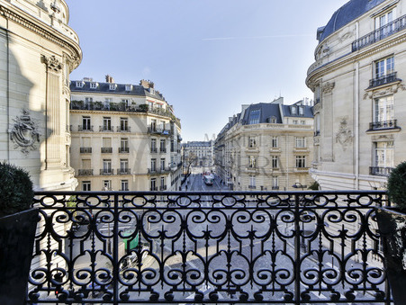 vente appartement Paris