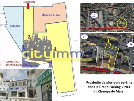 location local Angouleme