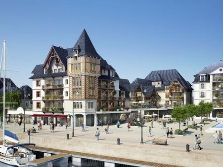 vente neuf Deauville