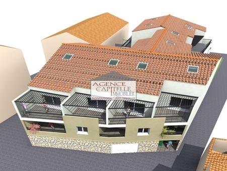 vente appartement Mireval
