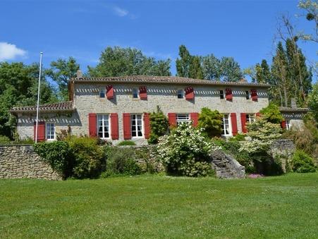vente maison Monségur