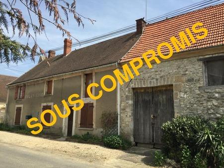 vente maison Fismes 66 000€