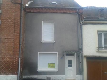 vente maison Laifour