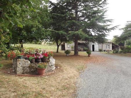 vente maison Villereal 55 000€