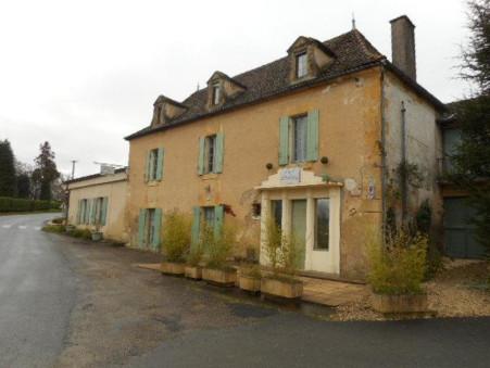 vente maison liorac sur louyre