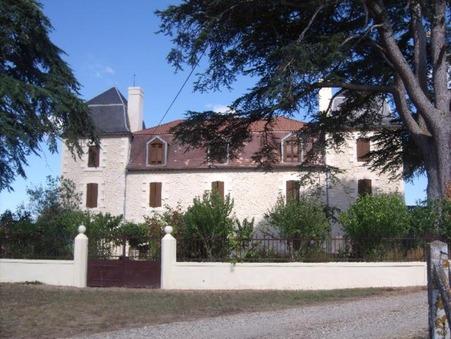 vente chateau Moustier