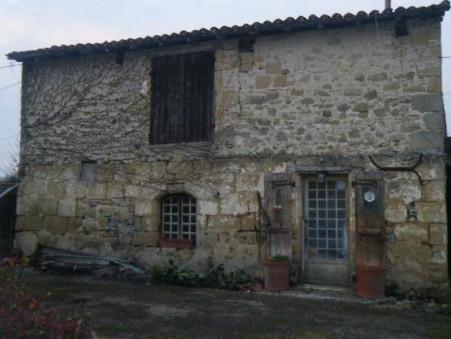 vente maison Bourgougnague