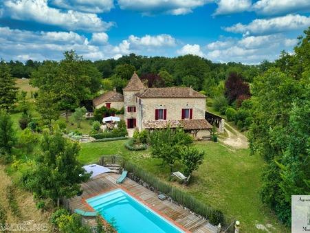 vente maison Villereal  551 250€