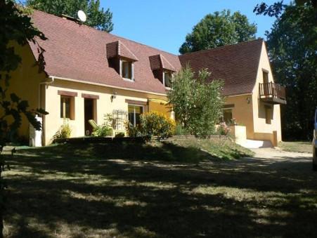 vente maison montignac