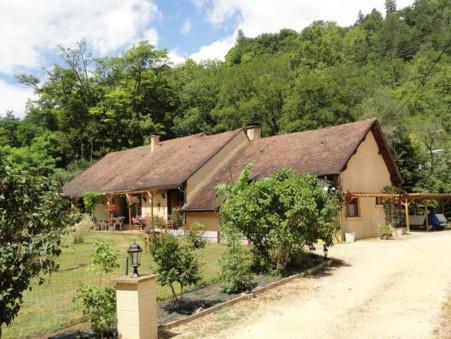 vente maison castelnaud la chapelle