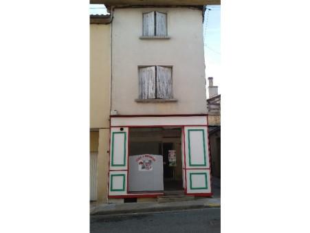 vente maison Miramont-de-Guyenne 45 000€