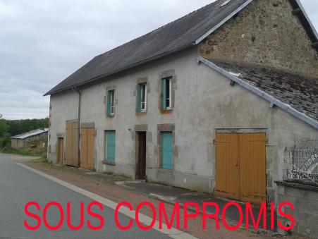 vente maison EYGURANDE 39 500€