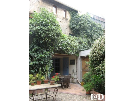 vente maison Entre Tarascon et Avignon  197 500€