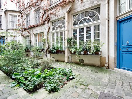 Vente appartement 2 chambres paris 3eme arrondissement 130 for Agence immobiliere 3eme arrondissement paris